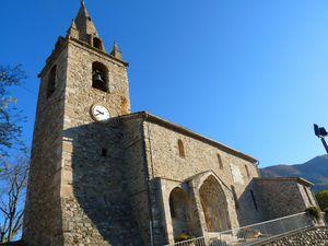 La Chiesa Saint-Pierre de Curbans