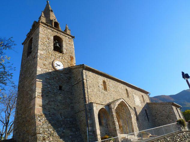Eglise St-Pierre de Curbans