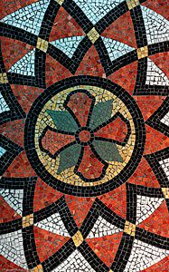 [Translate to Néerlandais:] Mosaïques Gian Domenica Facchina