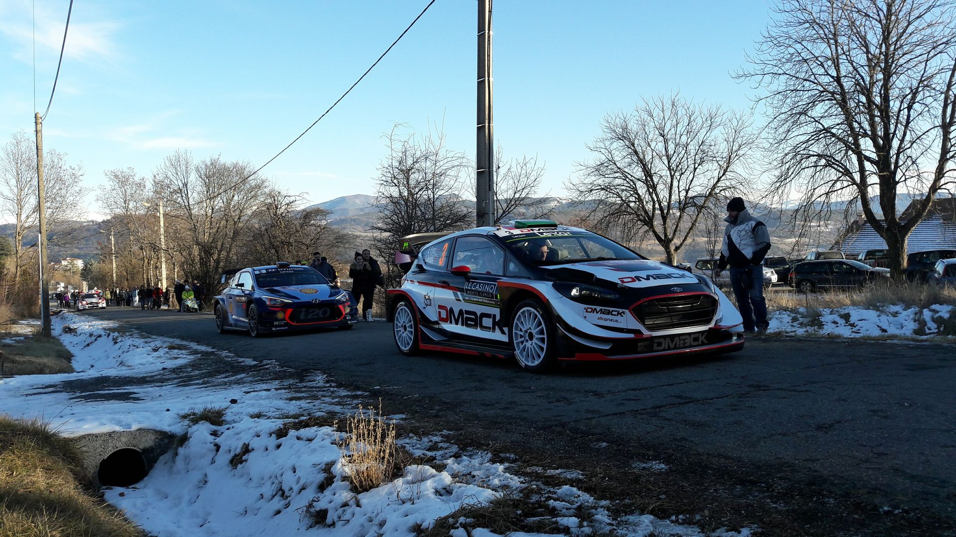 [Translate to English:] Rallye Monte Carlo WRC