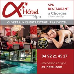 [Translate to English:] Ax'Hôtel