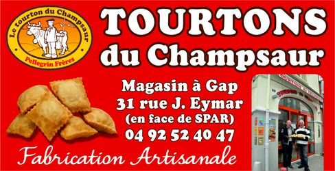 [Translate to Italien:] Tourtons du Champsaur