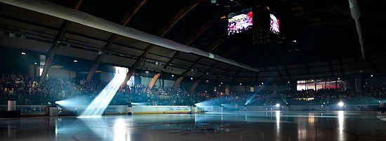 Alp'arena - stade de glace de Gap