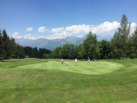 Le golf de Bayard