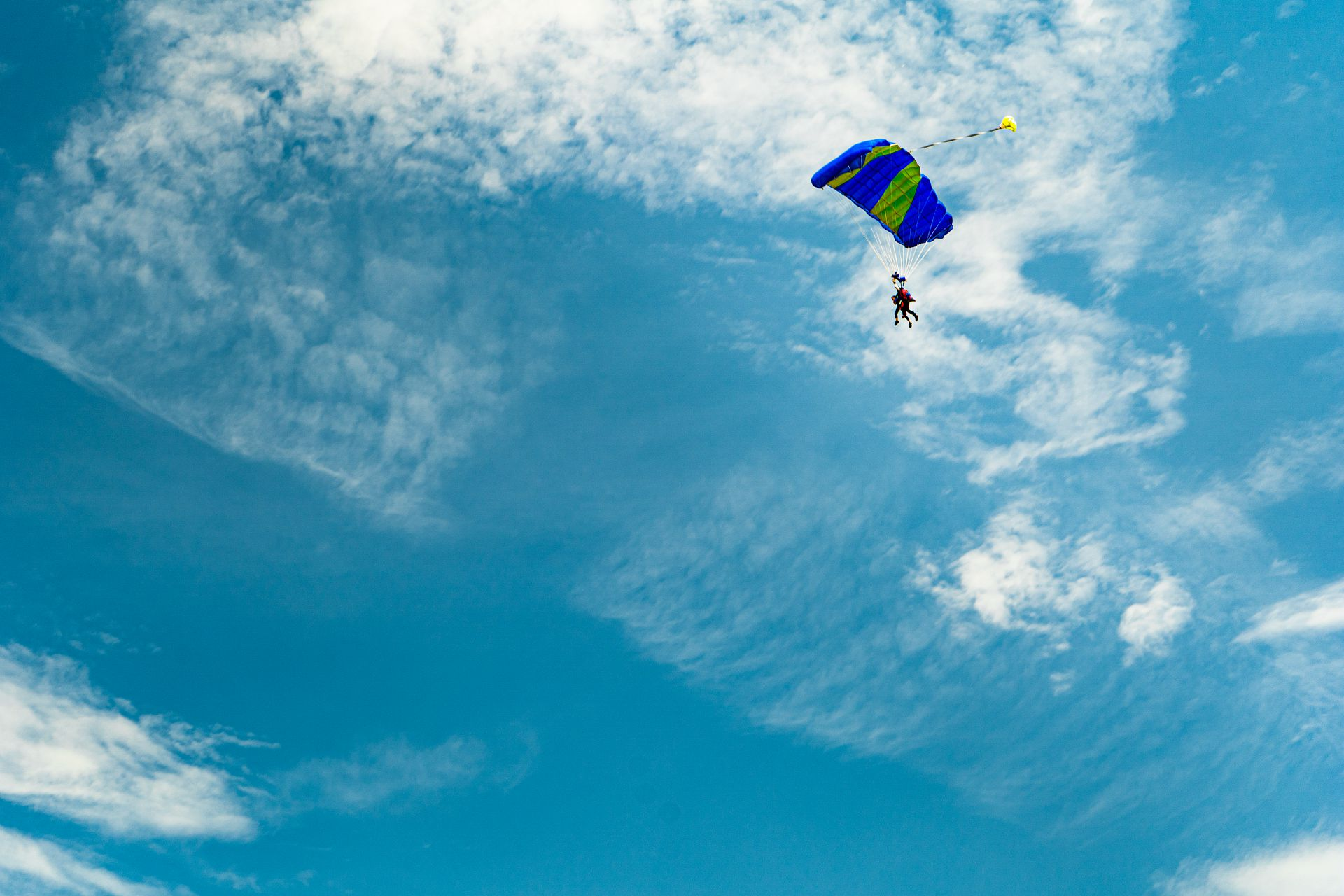 Parachutiste - Evan Rastovac
