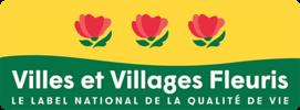 Ville et villages fleuris 3 fleurs