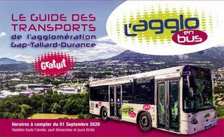 1ere de couverture Agglo en Bus 2020-2021